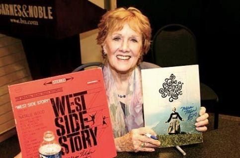 Marni Nixon A Spoonful Of Sugar